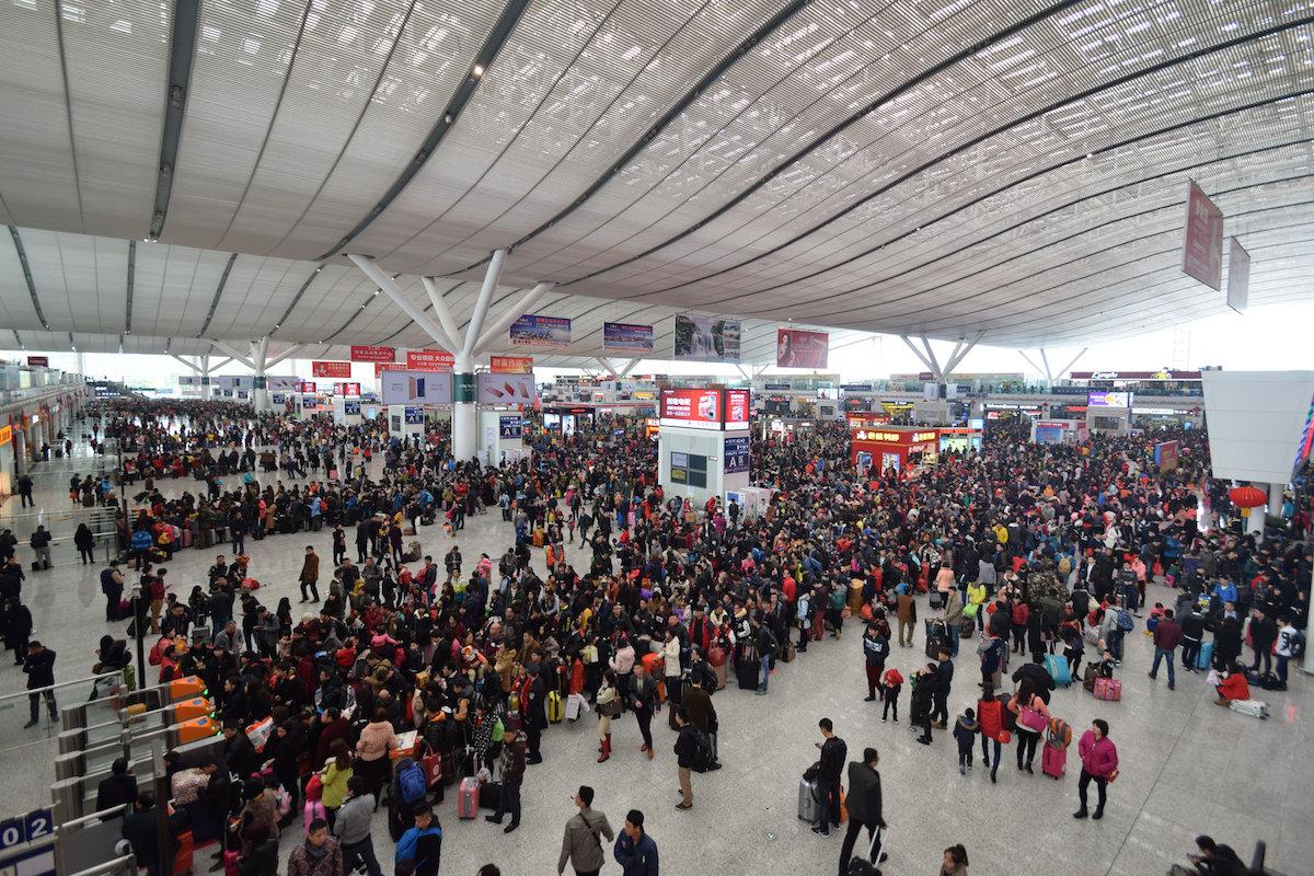 Assimil_Assimil_cinese_Shenzhen_North_Railway_Station_Chunyun